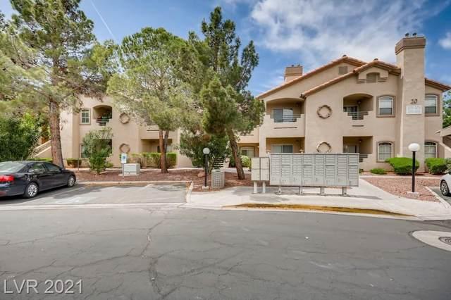 5415 Harmon Avenue #1074, Las Vegas, NV 89103 (MLS #2287335) :: Custom Fit Real Estate Group