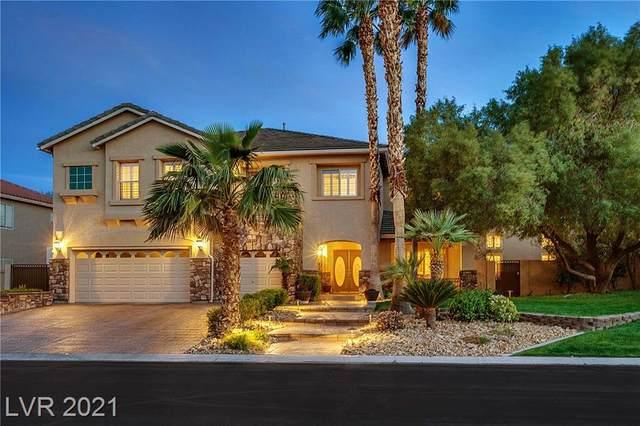 8361 Las Lunas Way, Las Vegas, NV 89129 (MLS #2287342) :: Signature Real Estate Group