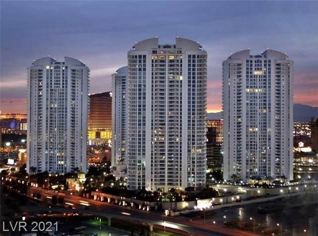2747 Paradise Road #601, Las Vegas, NV 89109 (MLS #2287344) :: Custom Fit Real Estate Group