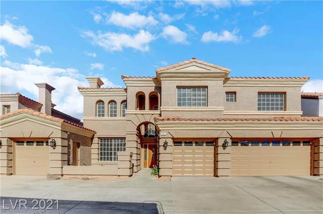 284 Apple Seed Circle, Henderson, NV 89014 (MLS #2287352) :: Signature Real Estate Group