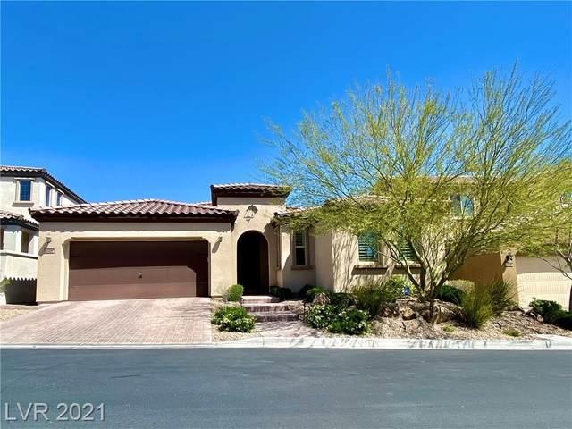 12250 Monument Hill Avenue, Las Vegas, NV 89138 (MLS #2287360) :: Signature Real Estate Group