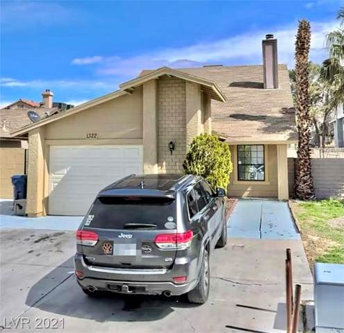 1322 Stokes Street, Las Vegas, NV 89110 (MLS #2287364) :: Signature Real Estate Group
