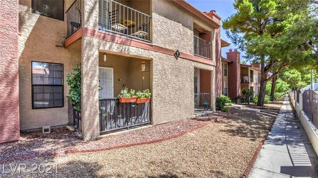 5576 Rochelle Avenue 1B, Las Vegas, NV 89103 (MLS #2287365) :: Billy OKeefe | Berkshire Hathaway HomeServices