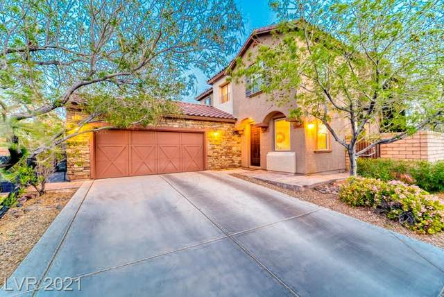 554 Wandering Violets Way, Las Vegas, NV 89138 (MLS #2287376) :: Billy OKeefe | Berkshire Hathaway HomeServices