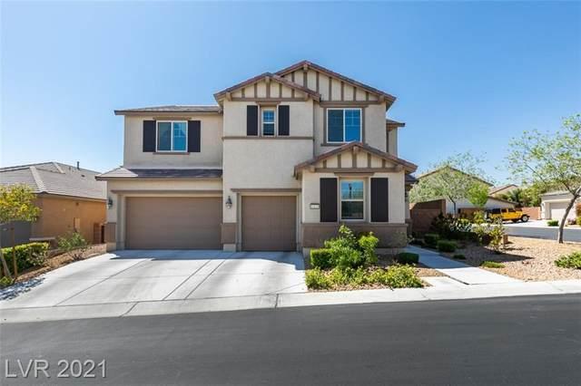 10159 Meriweather Grove Avenue, Las Vegas, NV 89166 (MLS #2287381) :: Signature Real Estate Group