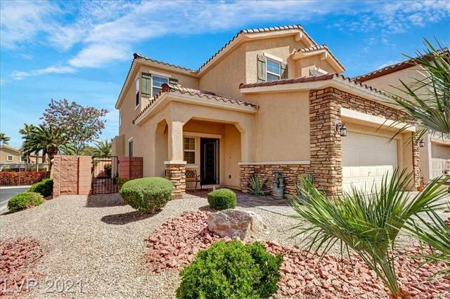 424 White Heart Road, Las Vegas, NV 89148 (MLS #2287387) :: Lindstrom Radcliffe Group