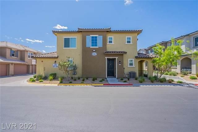 8467 Classique Avenue #104, Las Vegas, NV 89178 (MLS #2287404) :: Custom Fit Real Estate Group