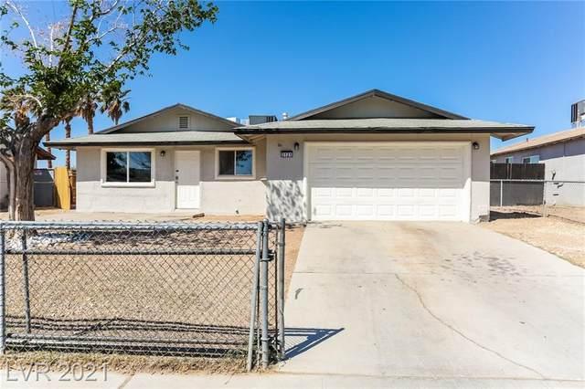3121 Van Der Meer Street, North Las Vegas, NV 89030 (MLS #2287405) :: Custom Fit Real Estate Group