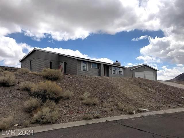 2085 Sierra Vista Drive #2, Tonopah, NV 89049 (MLS #2287410) :: Jeffrey Sabel