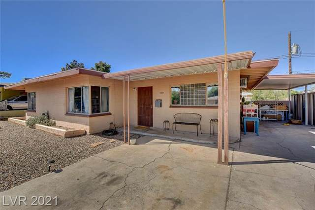 1921 Griffith Avenue, Las Vegas, NV 89104 (MLS #2287412) :: Kypreos Team