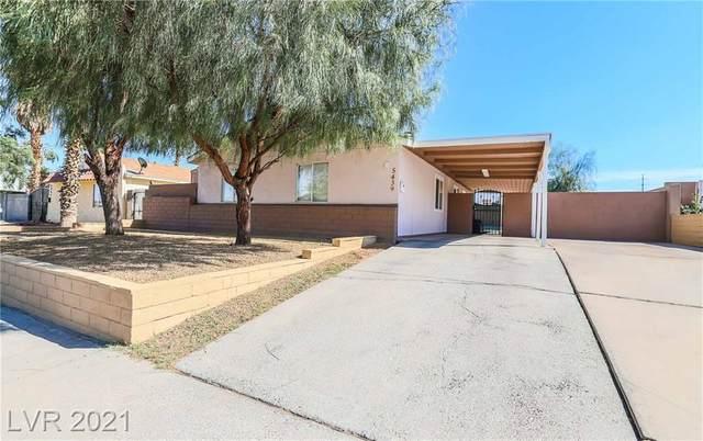 5439 Plainview Avenue, Las Vegas, NV 89122 (MLS #2287429) :: The Perna Group