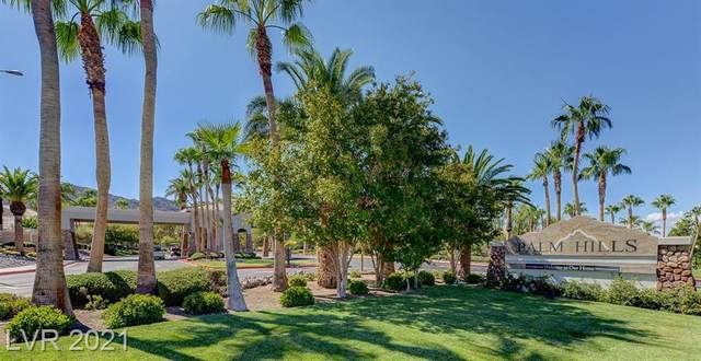 786 Craigmark Court, Henderson, NV 89002 (MLS #2287431) :: Signature Real Estate Group