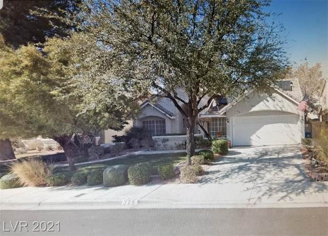 329 Redondo Street, Henderson, NV 89014 (MLS #2287437) :: Signature Real Estate Group