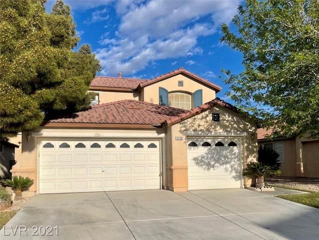 5720 Deer Brush Court, North Las Vegas, NV 89031 (MLS #2287439) :: Billy OKeefe | Berkshire Hathaway HomeServices