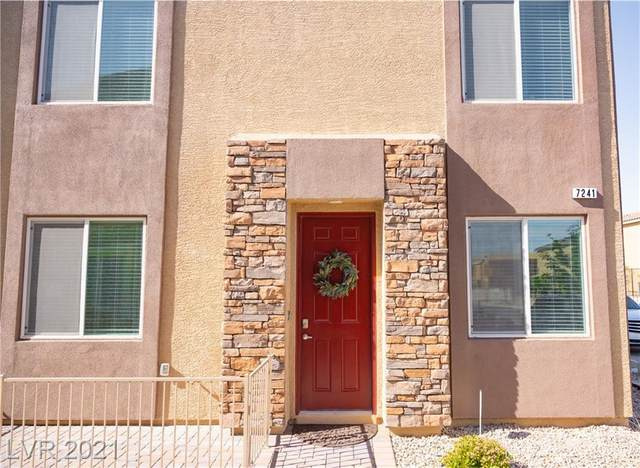 7241 Glistening Star Street, North Las Vegas, NV 89084 (MLS #2287445) :: Vestuto Realty Group