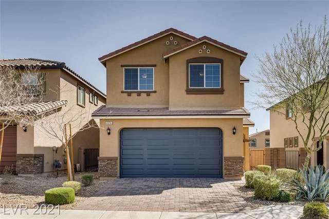 6636 Salt Pond Bay Street, Las Vegas, NV 89149 (MLS #2287460) :: Signature Real Estate Group