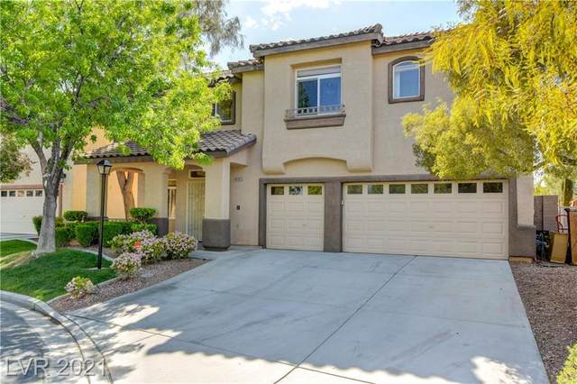 10925 Saint Rafael Street, Las Vegas, NV 89141 (MLS #2287469) :: Lindstrom Radcliffe Group