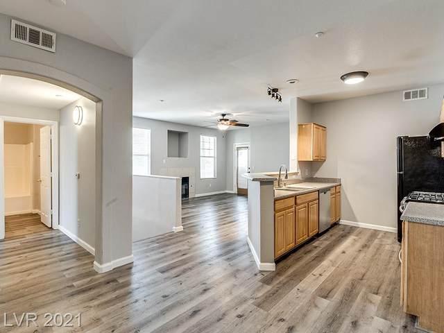 5855 Valley Drive #2102, North Las Vegas, NV 89031 (MLS #2287475) :: Billy OKeefe | Berkshire Hathaway HomeServices