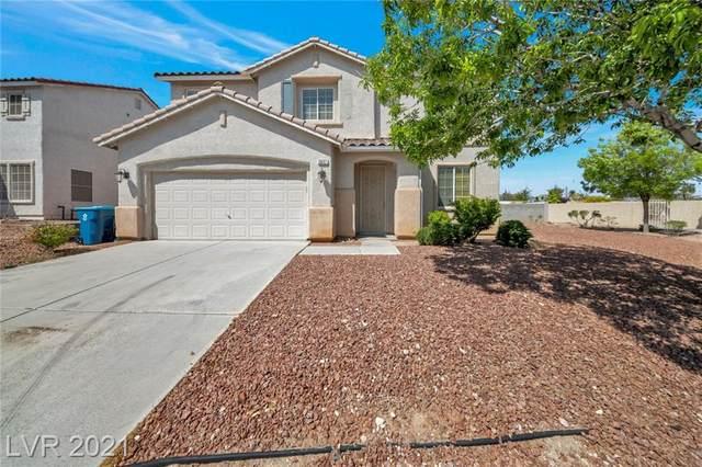 5637 Sage Springs Street, Las Vegas, NV 89118 (MLS #2287477) :: Kypreos Team