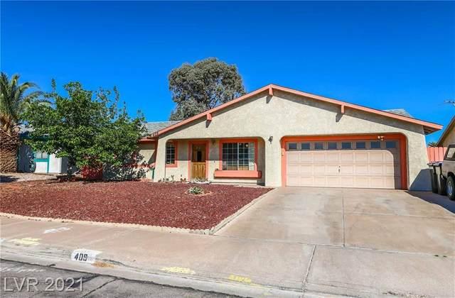 409 Engel Avenue, Henderson, NV 89011 (MLS #2287484) :: Billy OKeefe | Berkshire Hathaway HomeServices