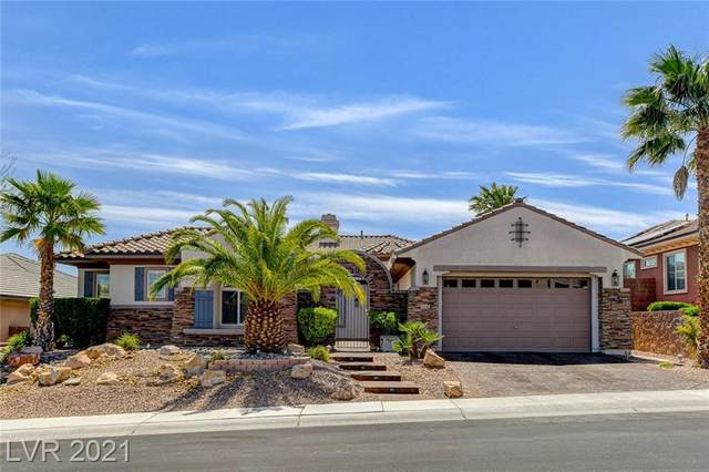 11545 Bohemian Forest Avenue, Las Vegas, NV 89138 (MLS #2287490) :: The Perna Group