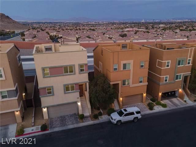 3960 Total Eclipse Street, Las Vegas, NV 89129 (MLS #2287492) :: Signature Real Estate Group