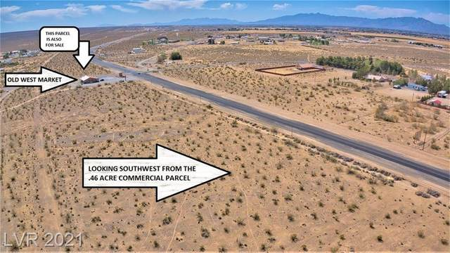 5691 N Nevada Highway 160, Pahrump, NV 89060 (MLS #2287496) :: Jeffrey Sabel