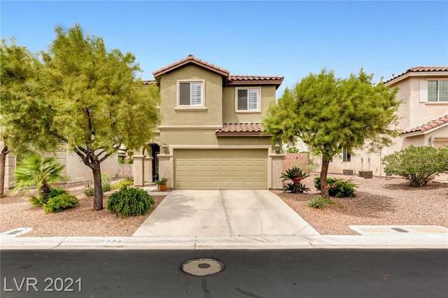 5803 Fine Lace Street, Las Vegas, NV 89148 (MLS #2287524) :: Lindstrom Radcliffe Group