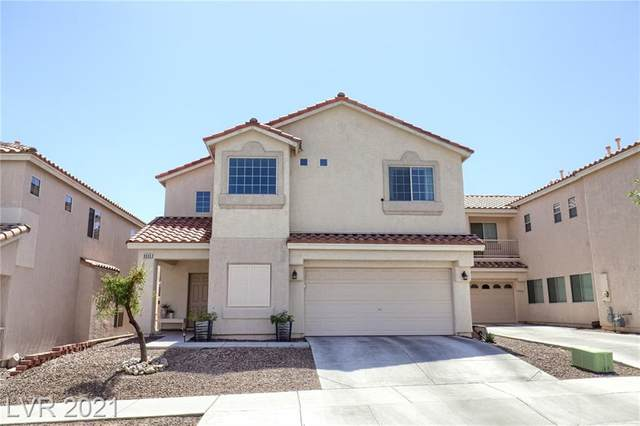 8935 Snowtrack Avenue, Las Vegas, NV 89149 (MLS #2287532) :: Vestuto Realty Group
