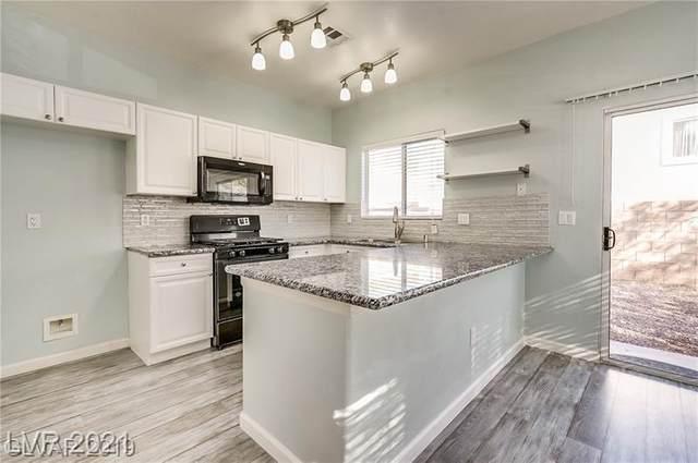 9338 Square Dance Place #102, Las Vegas, NV 89178 (MLS #2287560) :: Signature Real Estate Group