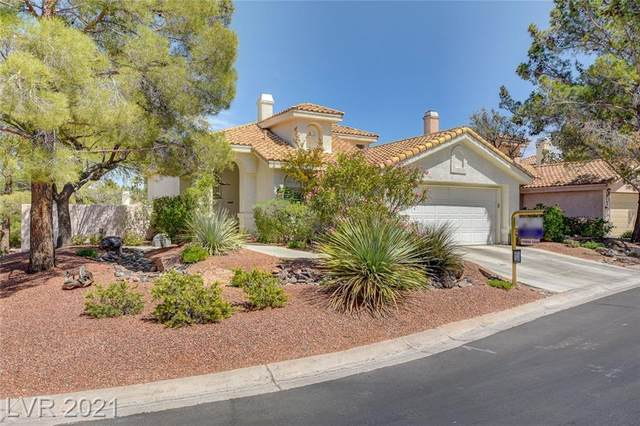 2552 Seascape Drive, Las Vegas, NV 89128 (MLS #2287568) :: Jack Greenberg Group
