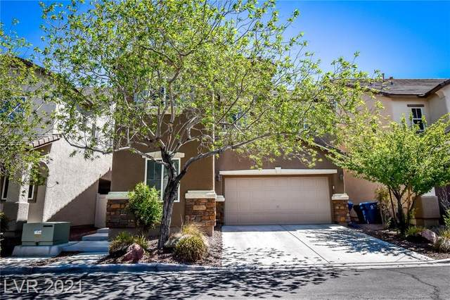 7932 Napier Street, Las Vegas, NV 89131 (MLS #2287576) :: Signature Real Estate Group
