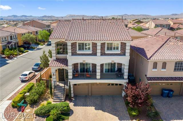 6313 Stag Hollow Court, Las Vegas, NV 89139 (MLS #2287580) :: Vestuto Realty Group