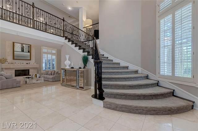 2280 Trafalgar Court, Henderson, NV 89074 (MLS #2287603) :: Signature Real Estate Group