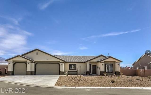 31 S White Burch Lane, Pahrump, NV 89048 (MLS #2287611) :: Custom Fit Real Estate Group