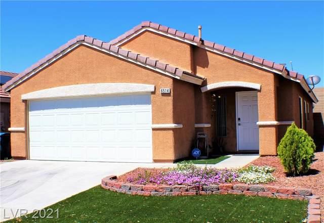 6514 Duck Hill Springs Drive, Las Vegas, NV 89122 (MLS #2287633) :: Vestuto Realty Group
