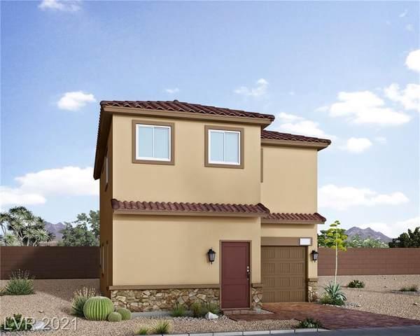 5266 Sherwood Forest Lane Lot 24, Las Vegas, NV 89122 (MLS #2287660) :: Signature Real Estate Group