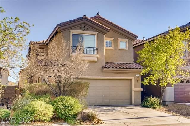 9281 William Hill Avenue, Las Vegas, NV 89148 (MLS #2287687) :: Signature Real Estate Group