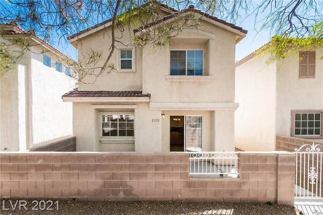 2912 Pelican Breeze Court, North Las Vegas, NV 89031 (MLS #2287702) :: The Mark Wiley Group | Keller Williams Realty SW