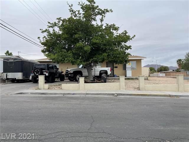 2800 Webster Street, North Las Vegas, NV 89030 (MLS #2287742) :: The Shear Team