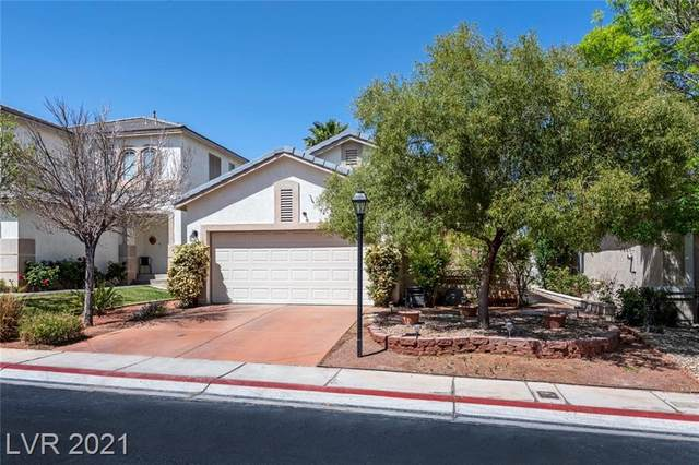 8812 Crooked Shell Avenue, Las Vegas, NV 89143 (MLS #2287762) :: Signature Real Estate Group