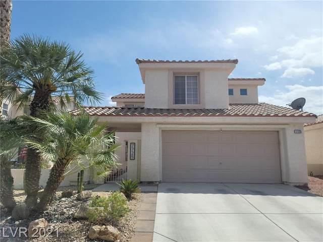7725 Curiosity Avenue, Las Vegas, NV 89131 (MLS #2287767) :: Vestuto Realty Group