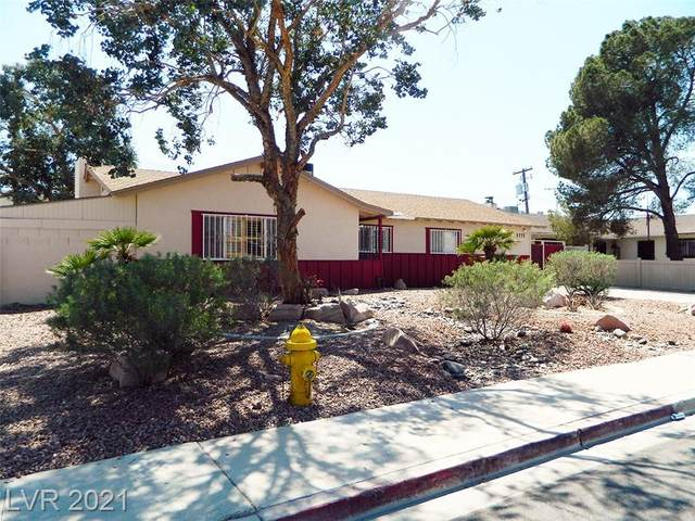 3771 Briarwood Avenue, Las Vegas, NV 89121 (MLS #2287770) :: The Mark Wiley Group | Keller Williams Realty SW