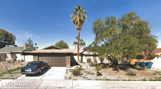 4678 Plata Del Sol Drive, Las Vegas, NV 89121 (MLS #2287771) :: The Mark Wiley Group | Keller Williams Realty SW