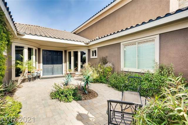 3488 Agate Avenue, Las Vegas, NV 89139 (MLS #2287775) :: The Perna Group