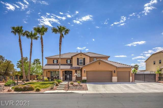 5893 Taylor Valley Avenue, Las Vegas, NV 89131 (MLS #2287779) :: Team Michele Dugan