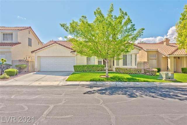 4859 Berino Drive, Las Vegas, NV 89147 (MLS #2287784) :: Lindstrom Radcliffe Group