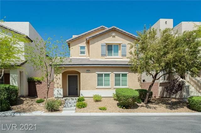8956 Horizon Hyatt Avenue, Las Vegas, NV 89178 (MLS #2287804) :: Lindstrom Radcliffe Group