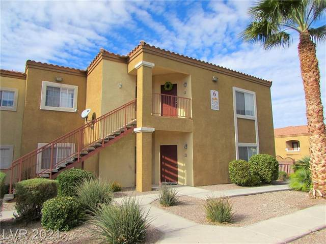 6160 Rumrill Street #116, Las Vegas, NV 89113 (MLS #2287805) :: Lindstrom Radcliffe Group