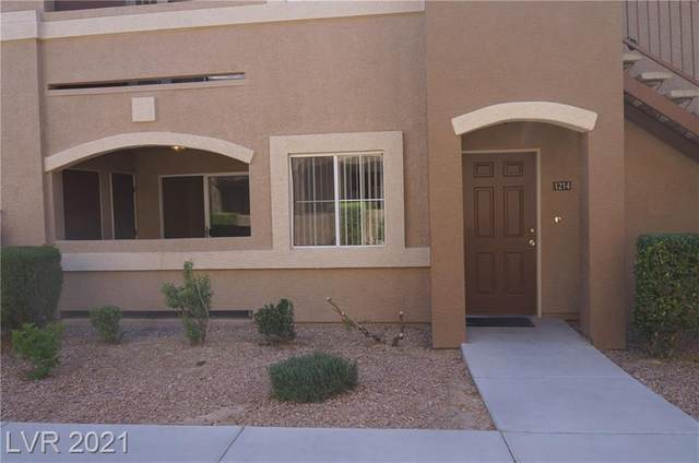 10245 Maryland Parkway #1214, Las Vegas, NV 89183 (MLS #2287811) :: Lindstrom Radcliffe Group
